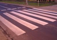 Пешеходный переход на улице Соколовского перенесут