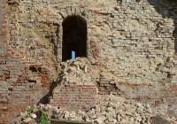 Ситуация с обрушением крепостной стены решится на федеральном уровне