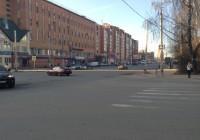 Троллейбусы перестанут ездить по улице Нормандии-Неман