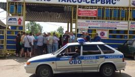 Сотрудники предприятия «Таксо-сервис» в Смоленске выступили против новой маршрутной сети
