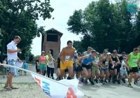 В Лопатинском саду пробежка «Погнали!» собрала активную молодежь