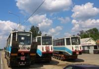 В Смоленск везут ещё 3 трамвая из Москвы
