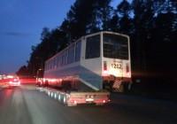 Ещё 3 трамвая прибудут в ближайшее время в Смоленск из Москвы