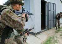 В Смоленской области завершились международные антитеррористические учения