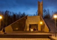 Из-за ночной грозы в Смоленске погас Вечный огонь