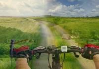 Велопрогулка №6. Соколья гора. Тестируем трассу для веломарафона