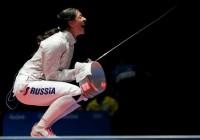 Студентка смоленской физакадемии саблистка Яна Егорян завоевала «золото» на Олимпиаде в Рио