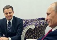 Путин и Ди Каприо могут принять участие в создании документального фильма о Байкале