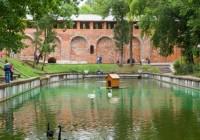 Новая смотровая площадка появится в Лопатинском саду