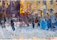 В «Доме художника» откроется выставка живописи Александра Долосова