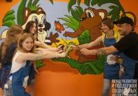 Волонтеры разрисуют стены детского дома в Ярцеве