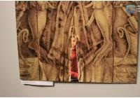 В КВЦ прошло открытие выставки «Говорящие фотографии»