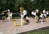 Антивандальные тренажеры установят на месте смоленского скейт-парка