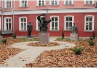 В Смоленске открылся Музейный дворик
