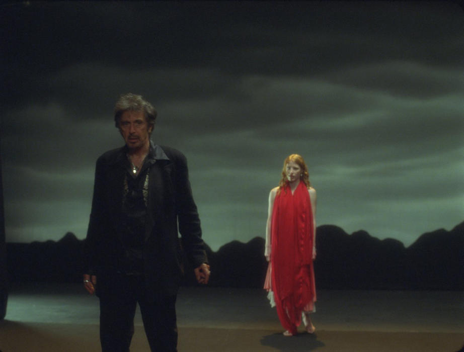 "An image from Al Pacino's ""Salome.""  jjadrnak@abqjournal.com Mon Jun 22 17:30:17 -0600 2015 1435015816 FILENAME: 194337.jpg"
