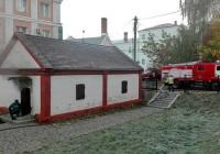 Самое старое здание в Смоленске спасли от пожара