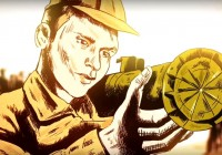 О подвиге смоленского морпеха в Сирии сняли мультфильм