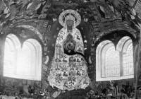 Во фленовском Храме Духа попытаются восстановить фрески Рериха