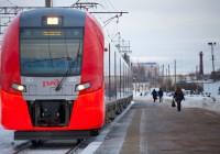 Поезд «Ласточка» застрял на пути в Смоленск