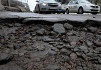 Жителей смоленского микрорайона просят пока пожить без дороги