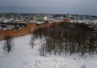 Минкульт выделит средства на ремонт участка Смоленской крепостной стены