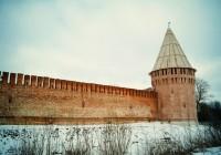 Смоляне спорят, надо ли закрывать проход на крепостную стену
