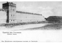 В башнях Смоленской крепостной стены могут открыться несколько новых музеев