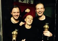 Смоленские музыканты Swanky Tunes признаны лучшими диджеями России