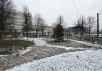 Сквер у «Гамаюна» в Смоленске хотят благоустроить