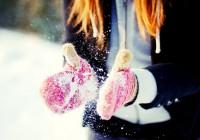 Декабрь встречает смолян потеплением и снегом
