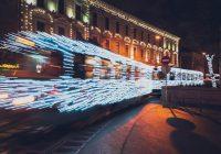Общественный транспорт Смоленска станет ночным на Новый год и Рождество