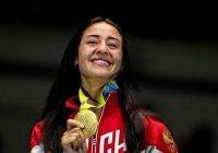 Студентка смоленской спортакадемии Яна Егорян признана спортсменкой года