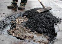 Ямочный ремонт в Смоленске проводят на улицах Соболева и Степана Разина