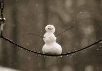 В Смоленске год завершится потеплением