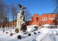 Памятник с орлами в Смоленске требует немедленного ремонта