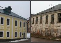 Дом рубежа XVIII-XIX веков в Вязьме отремонтировали предприниматели