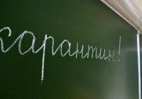 В трех классах школ Смоленской области объявили карантин