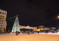 12 декабря в Смоленске установят главную ёлку