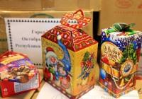 Из Смоленска выехала машина с новогодними подарками для детей Донбасса