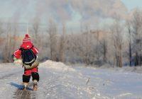 Школы Смоленска открылись после каникул несмотря на морозы