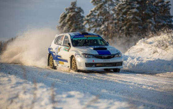 В Смоленской области пройдут соревнования по зимнему автоспорту