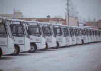 «Чистые» автобусы курсируют на маршрутах №22 и №34 в Смоленске