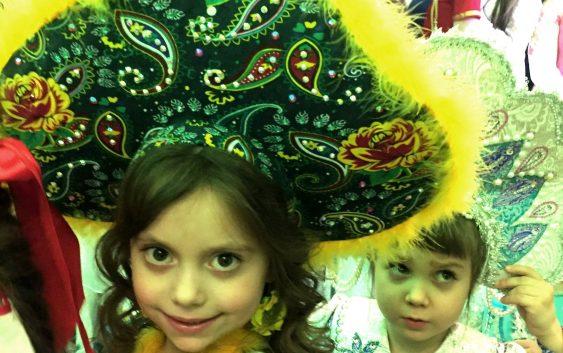 Семилетнюю смолянку Аню Девяткину наградили в Кремле
