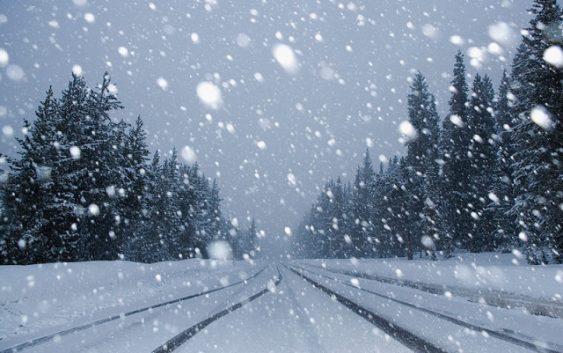 В Смоленск придут снегопады