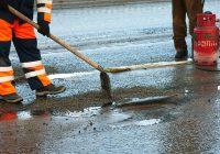 Самые разбитые улицы Смоленска назвали в администрации