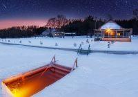 Синоптики: сильных морозов на Крещение в Смоленске не ожидается
