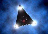 Житель Смоленска заснял НЛО на Рождество