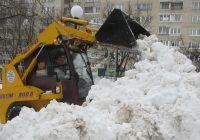 Власти Смоленска недовольны уборкой снега в выходные