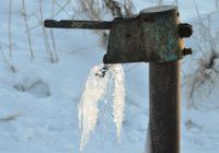 В Колодне на день отключат холодную воду