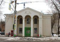 «Пятерочку» разоблачили. Здание бывшего ДК глухих в Смоленске очистили от вывесок